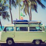 Minivan cruise